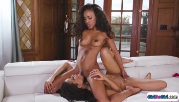 Mira Sunset anal solo - redhead, office, heels, skirt, anal dildo, anal fingering, toys
