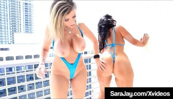 BrandNewAmateurs - Meredith Molests Raquel