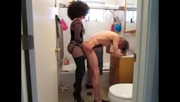Young Wife Fucks for Charity